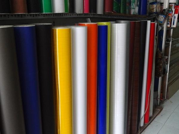 decal phản quang chất lượng